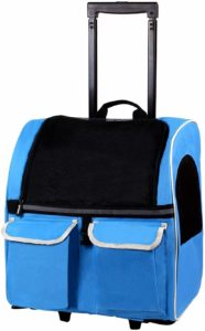Approved carrier for cabin - Best travel bag for your puppy
